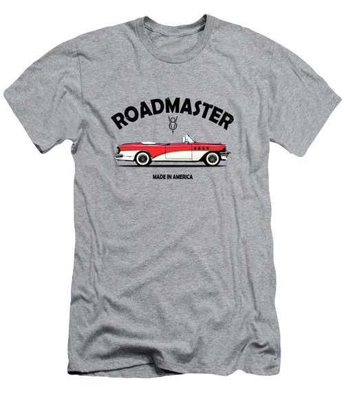 Buick Roadmaster 55 Men's T-Shirt (Athletic Fit)
