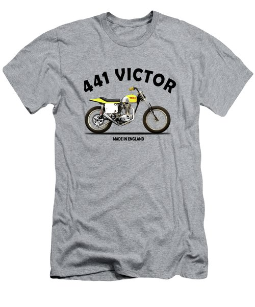The Bsa 441 Victor Men's T-Shirt (Athletic Fit)