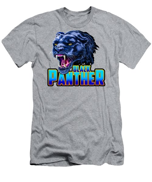 Queen Of The Jungle Men's T-Shirt (Athletic Fit)