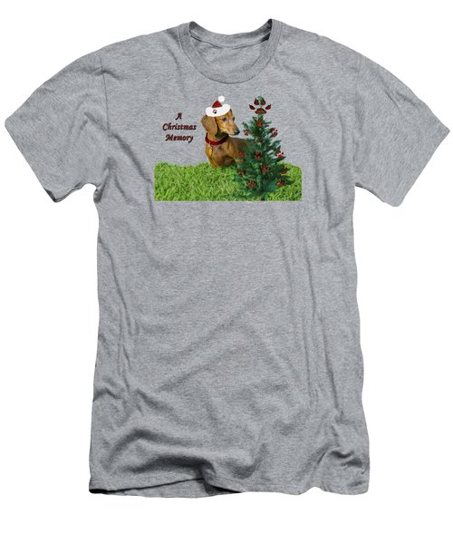 A Christmas Memory Men's T-Shirt (Athletic Fit)