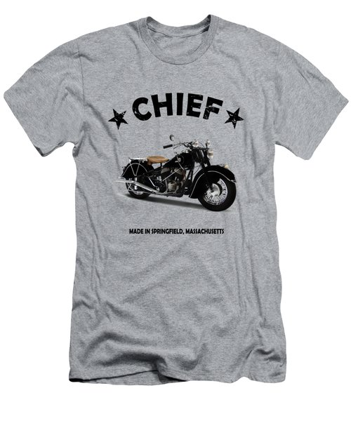 Indian Chief 1946 Men's T-Shirt (Athletic Fit)