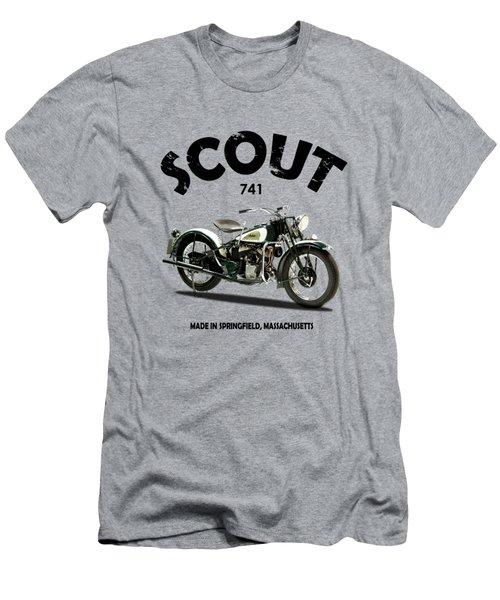 Scout 741 1941 Men's T-Shirt (Athletic Fit)