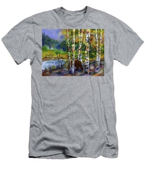 Aspen Bears #2 Men's T-Shirt (Athletic Fit)
