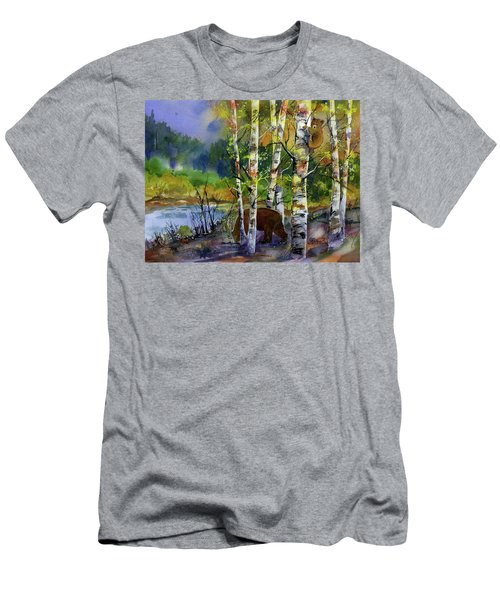 Aspen Bears #2 Men's T-Shirt (Athletic Fit)