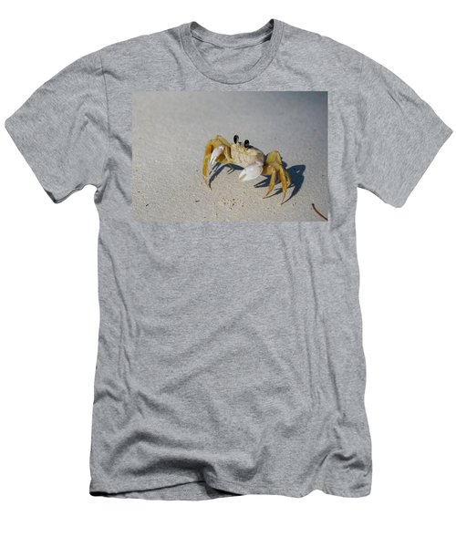 Atlantic Ghost Crab Men's T-Shirt (Athletic Fit)