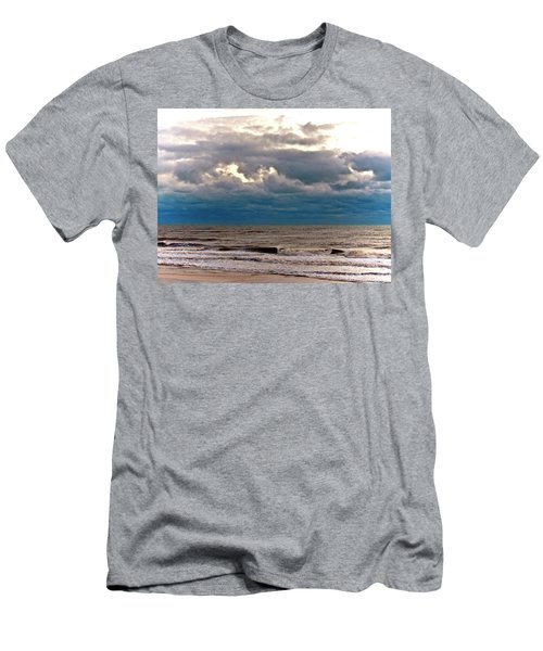Men's T-Shirt (Athletic Fit) featuring the photograph Autumn Air by Don Moore