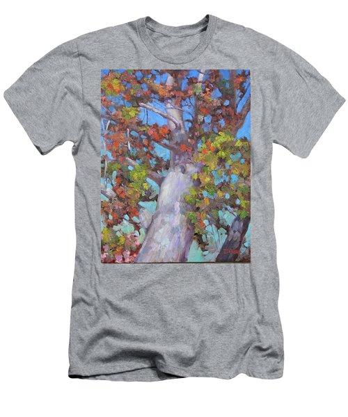 Autumn Oak Men's T-Shirt (Athletic Fit)
