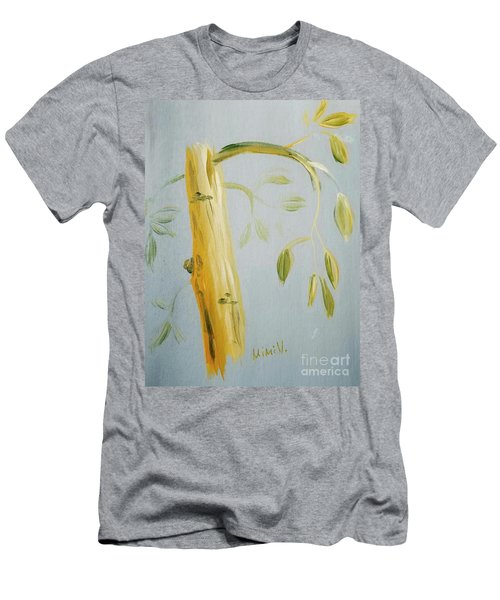 Avocado Tree  Men's T-Shirt (Athletic Fit)