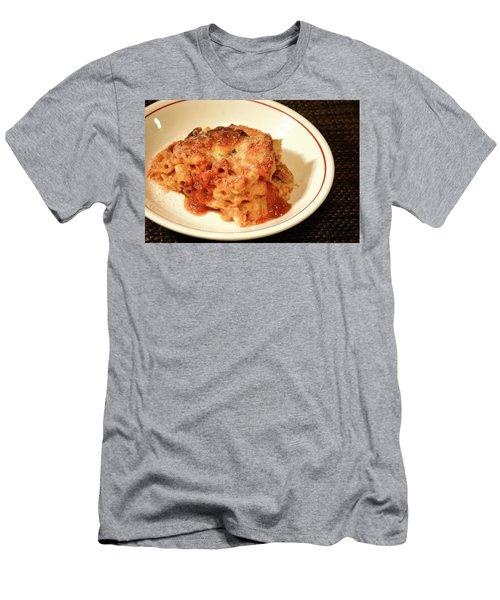 Baked Ziti Serving 3 Men's T-Shirt (Athletic Fit)