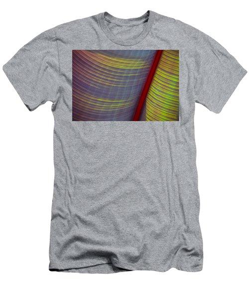 Banana Leaf 8597 Men's T-Shirt (Athletic Fit)