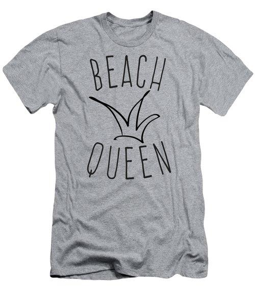 Beach Queen Men's T-Shirt (Athletic Fit)