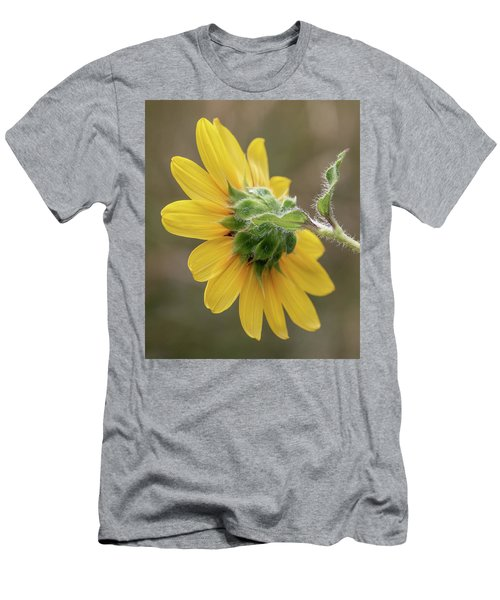Beauty From Behind Men's T-Shirt (Athletic Fit)