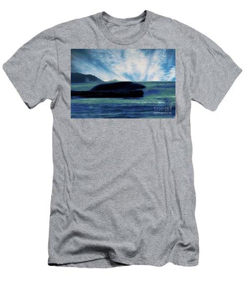 Beauty In Boiler Bay Men's T-Shirt (Athletic Fit)