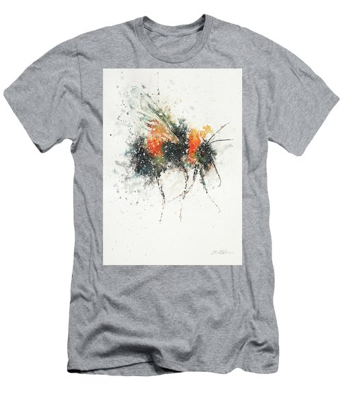 Bee Study Men's T-Shirt (Athletic Fit)