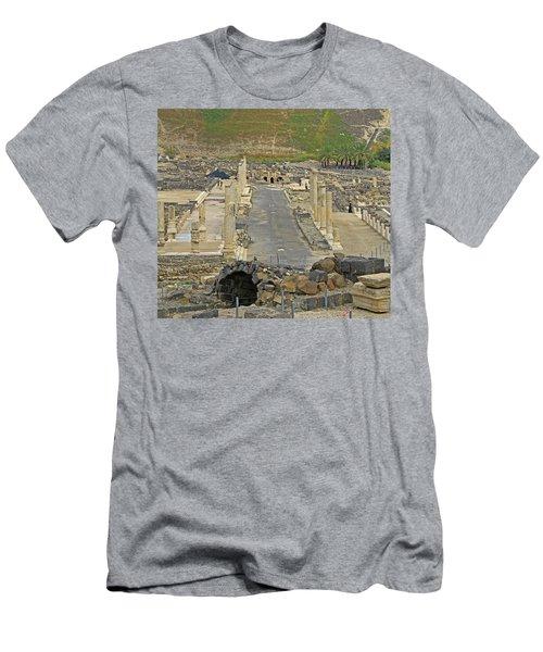 Beit Shean, Israel Men's T-Shirt (Athletic Fit)