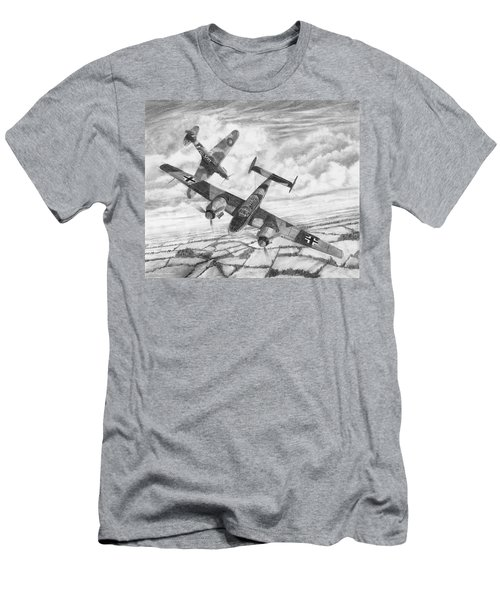Bf-110c Zerstorer Men's T-Shirt (Athletic Fit)