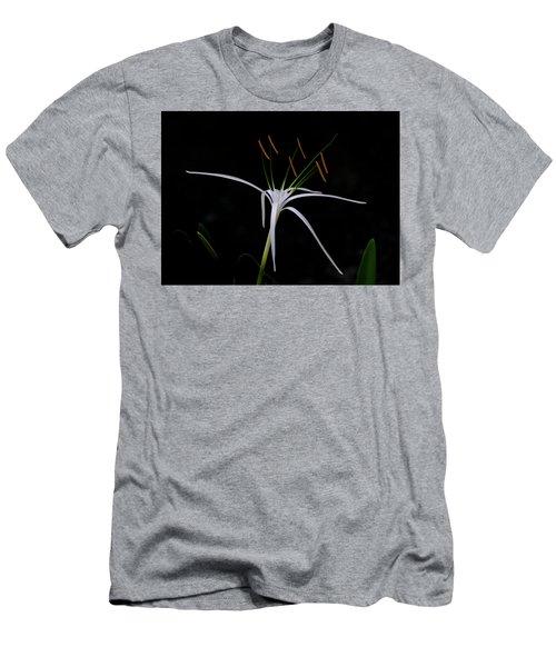 Blooming Poetry Men's T-Shirt (Athletic Fit)