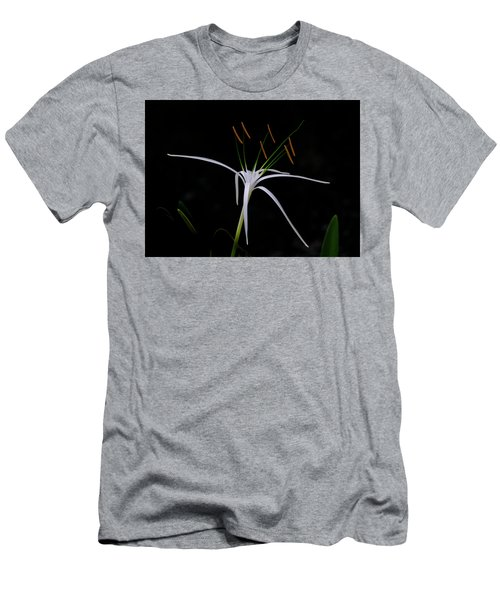 Blooming Poetry Men's T-Shirt (Athletic Fit)