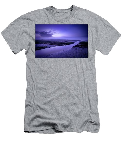 Blue Dawn Men's T-Shirt (Athletic Fit)