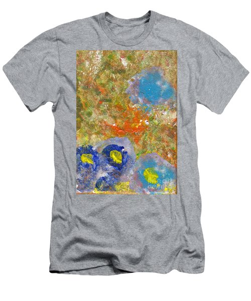 Blue In The Forest Men's T-Shirt (Athletic Fit)