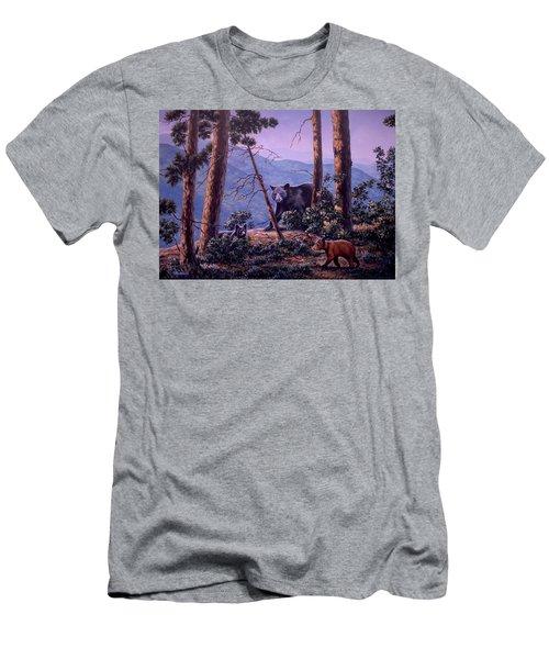 Blue Ridge Bears Men's T-Shirt (Athletic Fit)
