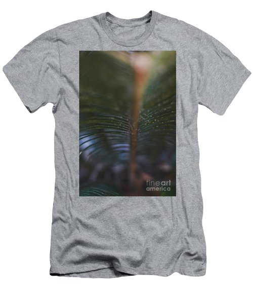 Bokeh Sparkles - Macro Men's T-Shirt (Athletic Fit)