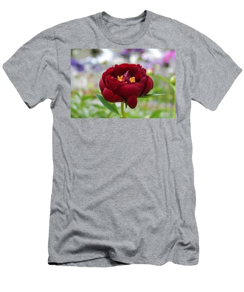 Bold Garnet Men's T-Shirt (Athletic Fit)