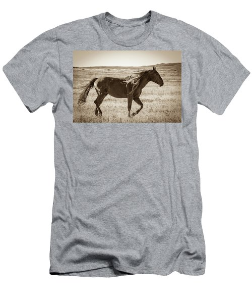 Born To Be Wild Men's T-Shirt (Athletic Fit)