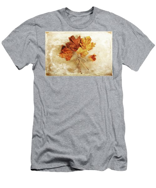 Men's T-Shirt (Athletic Fit) featuring the photograph Bouquet Of Memories by Randi Grace Nilsberg