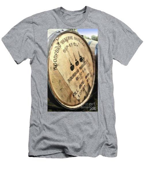 Bourbon Barrel Men's T-Shirt (Athletic Fit)