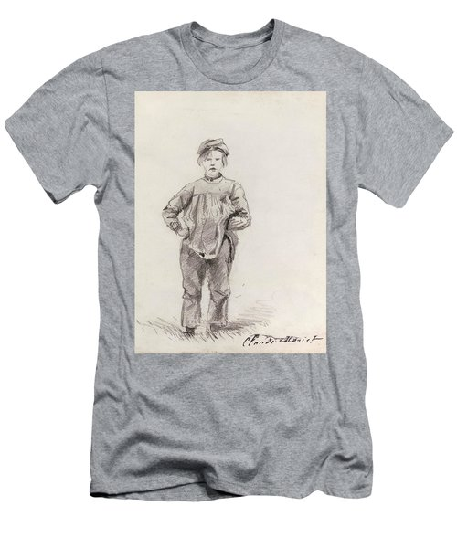 Boy In The Country Men's T-Shirt (Athletic Fit)