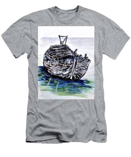 Broken But Afloat Men's T-Shirt (Athletic Fit)