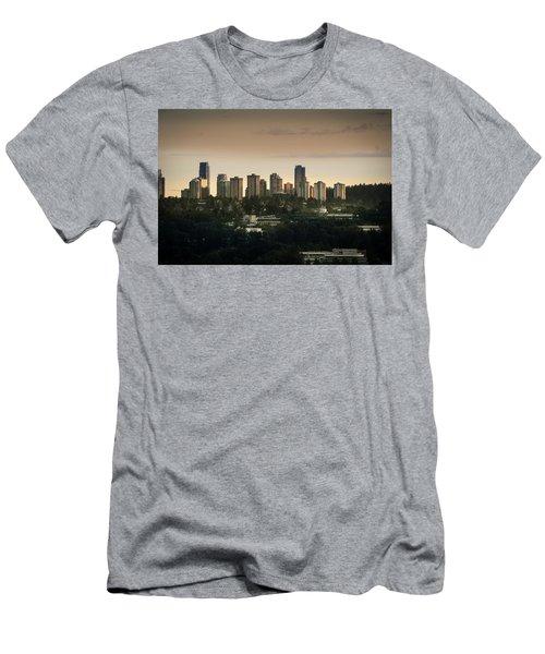 Burnaby Dusk Men's T-Shirt (Athletic Fit)