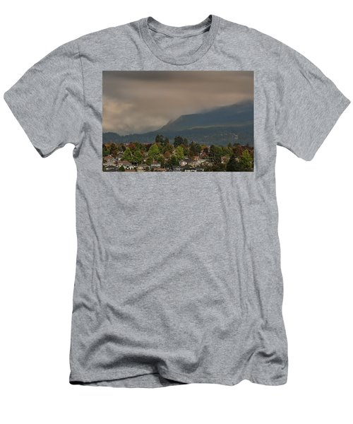 Burnaby Mountain Men's T-Shirt (Athletic Fit)