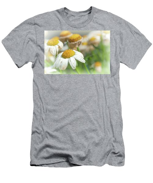 Bursting With Life Men's T-Shirt (Athletic Fit)