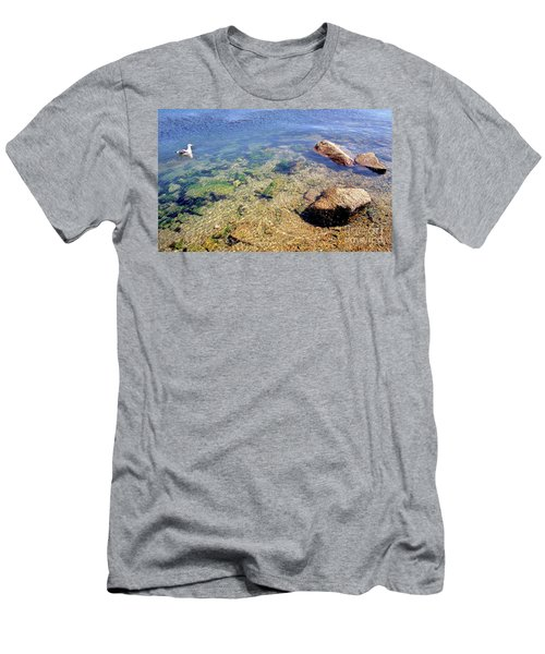 By The Bay Men's T-Shirt (Athletic Fit)