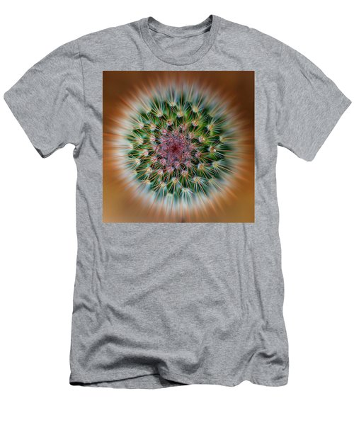 Cactus Cooler Men's T-Shirt (Athletic Fit)