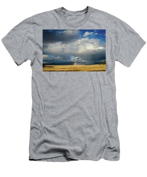 Caldera Rainbow Men's T-Shirt (Athletic Fit)