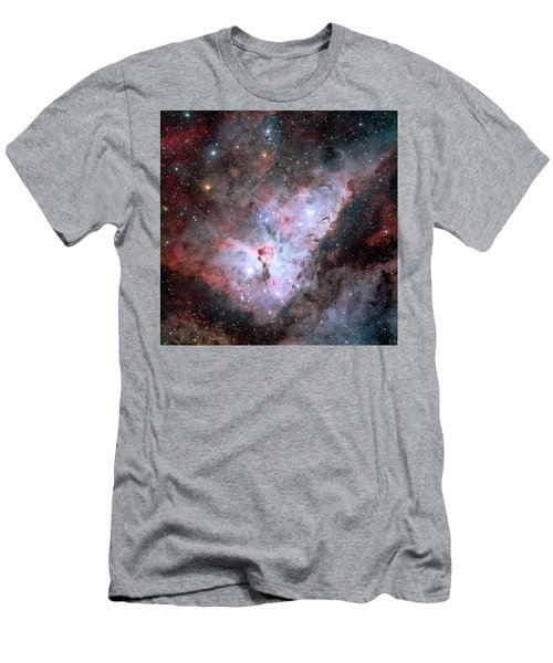 Carina Nebula Men's T-Shirt (Athletic Fit)