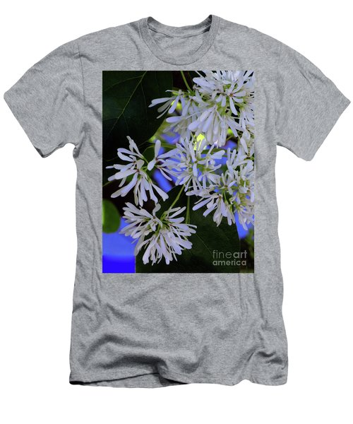 Carly's Tree - The Delicate Grow Strong Men's T-Shirt (Athletic Fit)