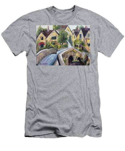 Castle Combe Men's T-Shirt (Athletic Fit)