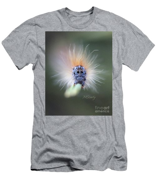Caterpillar Face Men's T-Shirt (Athletic Fit)