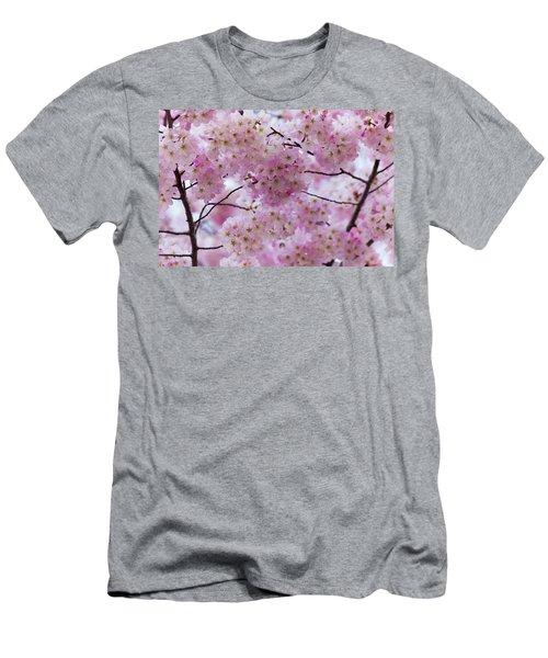 Cherry Blossoms 8625 Men's T-Shirt (Athletic Fit)