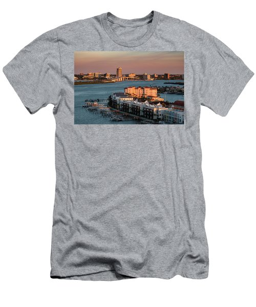Clearwater Evening Men's T-Shirt (Athletic Fit)