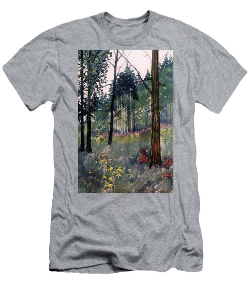Codbeck Forest Men's T-Shirt (Athletic Fit)