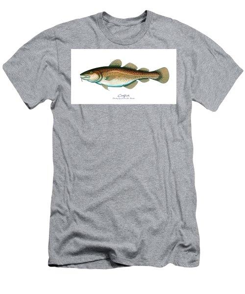 Codfish Men's T-Shirt (Athletic Fit)