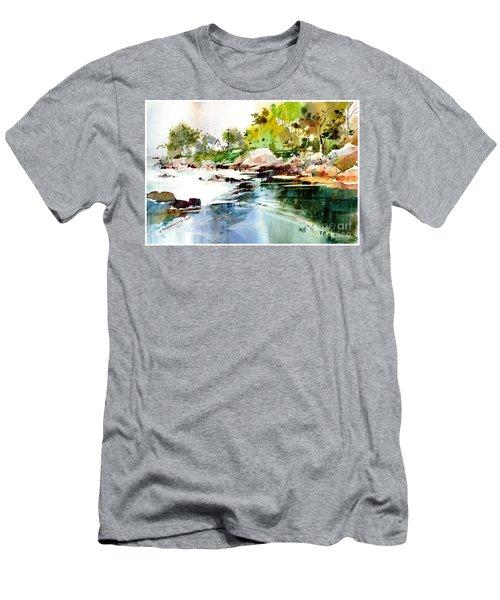 Cohasset Rapids Men's T-Shirt (Athletic Fit)