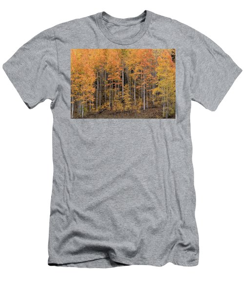 Men's T-Shirt (Athletic Fit) featuring the photograph Colorado Guardians by Angela Moyer