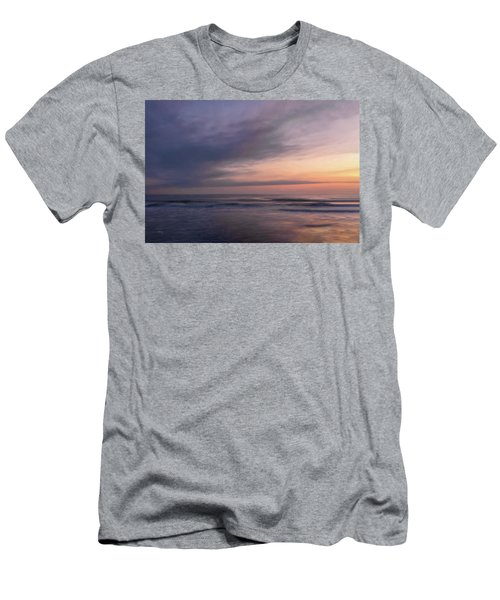 Men's T-Shirt (Athletic Fit) featuring the photograph Colors Of Dawn by John M Bailey