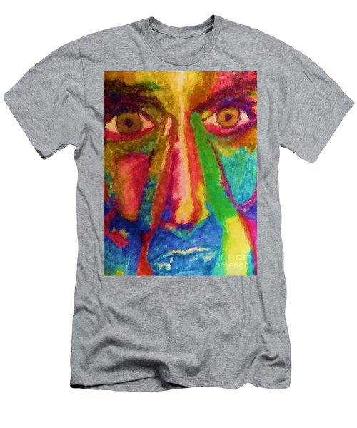 Colours Men's T-Shirt (Athletic Fit)